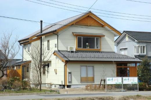 坂町モニターハウス
